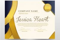Star Performer Certificate Templates 7