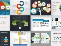 35+ Free Infographic Powerpoint Templates To Power Your Presentations with Powerpoint Template