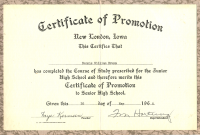5Th Grade Graduation Certificate Template 7