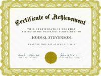 Award Template Word – Yeder.berglauf-Verband inside Template For Certificate Of Award
