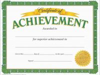 Certificate Of Achievement Template Free Marvelous Free Soccer Award intended for Soccer Award Certificate Template