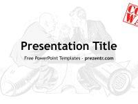 Cold War Powerpoint Template   Powerpoint Templates   Ppt Template pertaining to Powerpoint Templates War