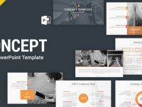 Concept Free Powerpoint Presentation Template – Free Download Ppt pertaining to Powerpoint Sample Templates Free Download