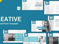 Creative Free Download Powerpoint Template – Slidesalad intended for Free Powerpoint Presentation Templates Downloads