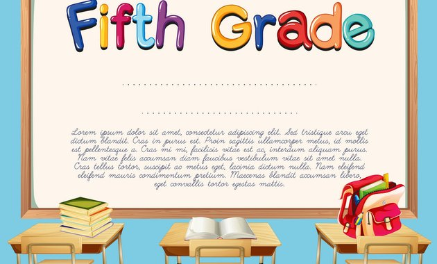 Diploma Template For Fifth Grade Students intended for 5Th Grade Graduation Certificate Template
