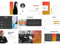 Epic Powerpoint Presentation Powerpoint Template #64442 for Powerpoint Template