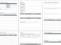 Free Job Analysis Templates | Smartsheet for Internal Job Posting Template Word