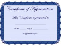 Free Printable Certificates Certificate Of Appreciation Certificate with Running Certificates Templates Free
