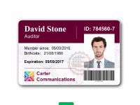 Id Card Template Free Uk within Free Id Card Template Word