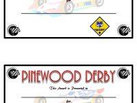 Pinewood Derby Certificate Generic.pdf – Google Drive   Cub Scouts for Pinewood Derby Certificate Template