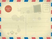 Postcard Writing Template Sample Resume Service At – Radiodignidad for Sparklebox Postcard Template