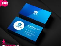 Real Estate Business Card Psd, Free Real Estate Business Card in Calling Card Psd Template
