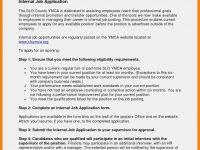 Resume For Internal Job – Pelit.yasamayolver in Internal Job Posting Template Word