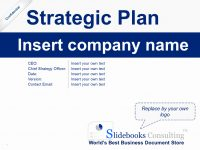 Strategic Planning Template Ppt | Simple Template Design In Strategy Document Template Powerpoint