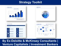 Strategy Toolkit In Powerpoint & Excel |Ex Mckinsey Consultants With Regard To Strategy Document Template Powerpoint