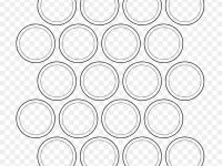 Template Circle Png Download – 1700*2200 – Free Transparent Template throughout Button Template For Word