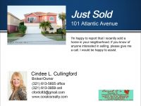 Top 25 Just Sold Postcard Examples & Templates From The Pros with Property Management Postcards Templates