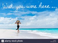 Wish You Were Here Postcard Stock Photos & Wish You Were Here in Wish You Were Here Postcard Template