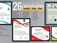 Word Certificate Template – 49+ Free Download Samples, Examples inside Free Certificate Templates For Word 2007