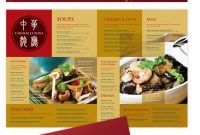 Asian Chinese Restaurant Menu Template #menu | Restaurant intended for Asian Restaurant Menu Template