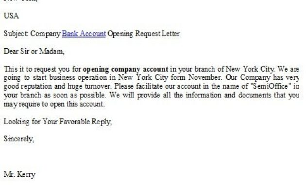 Business Bank Account Closure Letter Sample Cover Templates Throughout Account Closure Letter Template