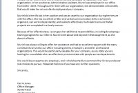 √ Free Printable Employment Letter Of Recommendation within Letter Of Recomendation Template