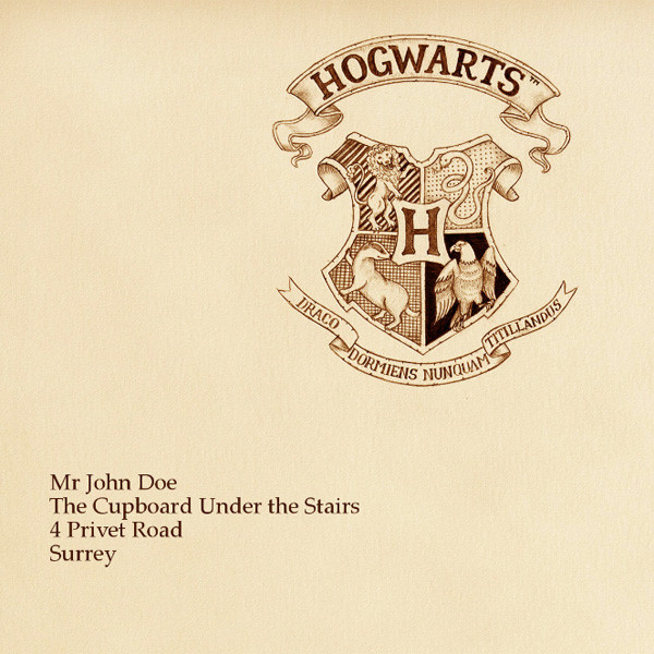 Hogwarts Letter – Photofunia: Free Photo Effects And Online For Harry Potter Letter Template