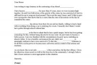 Writing Plea Leniency Letter Judge Character Reference with regard to Letter To Judge Template