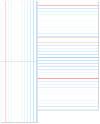 20 The Best 3X5 Index Card Template Printable Layouts With With 3X5 Blank Index Card Template