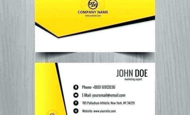 43 Report Blank Business Card Template Illustrator Free inside Blank Business Card Template Download