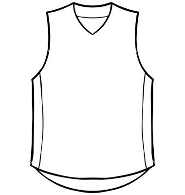Blank Basketball Jersey Template, 2020 For Blank Basketball Uniform Template