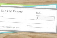 Blank Cheque Templates | Blank Check, Templates, Teacher with Large Blank Cheque Template