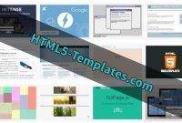 Free And Simple Html5 Templates for Html5 Blank Page Template