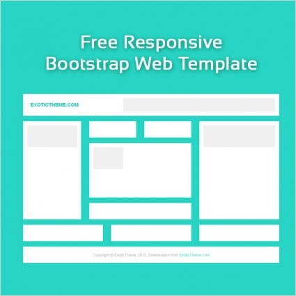 Free Blank Responsive Web Template Free Website Templates In With Regard To Html5 Blank Page Template