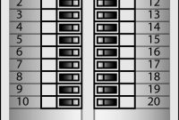 Free Printable Circuit Breaker Panel Labels Unique In Breaker Box Label Template
