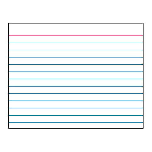 Printable Index Card Template ] – Printable Index Cards In 3X5 Blank Index Card Template