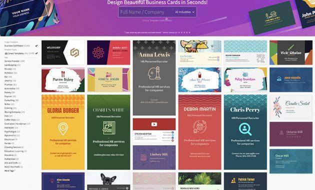 20 Creative Business Card Templates (Colorful Unique Designs regarding Advertising Cards Templates