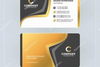50 Unique Two Sided Business Card Template In 2020 pertaining to 2 Sided Business Card Template Word