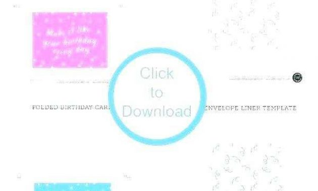 91 How To Create A2 Card Template For Word Makera2 Card inside A2 Card Template
