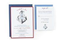 Anchored In Love – Free Wedding Invitation Template regarding Free E Wedding Invitation Card Templates