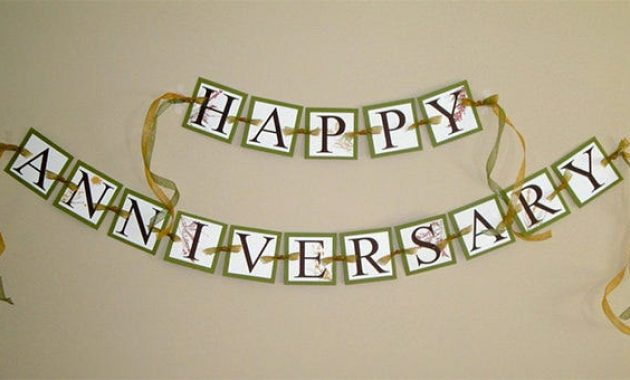 Anniversary Card Templates – 12+ Free Printable Word, Pdf for Anniversary Card Template Word
