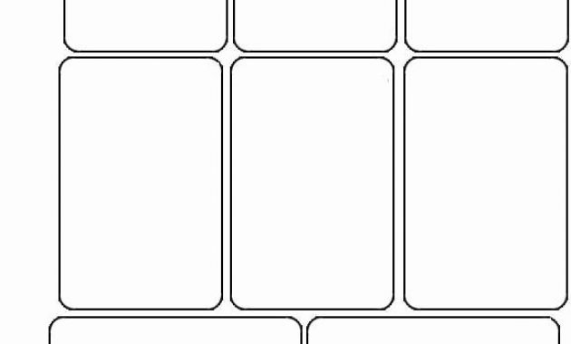 Blank Game Card Template Inspirational Blank Template Hrac for Free Printable Playing Cards Template