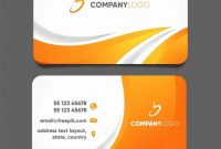 Business Card Layout Template Best Of Free Logo Design for Call Card Templates