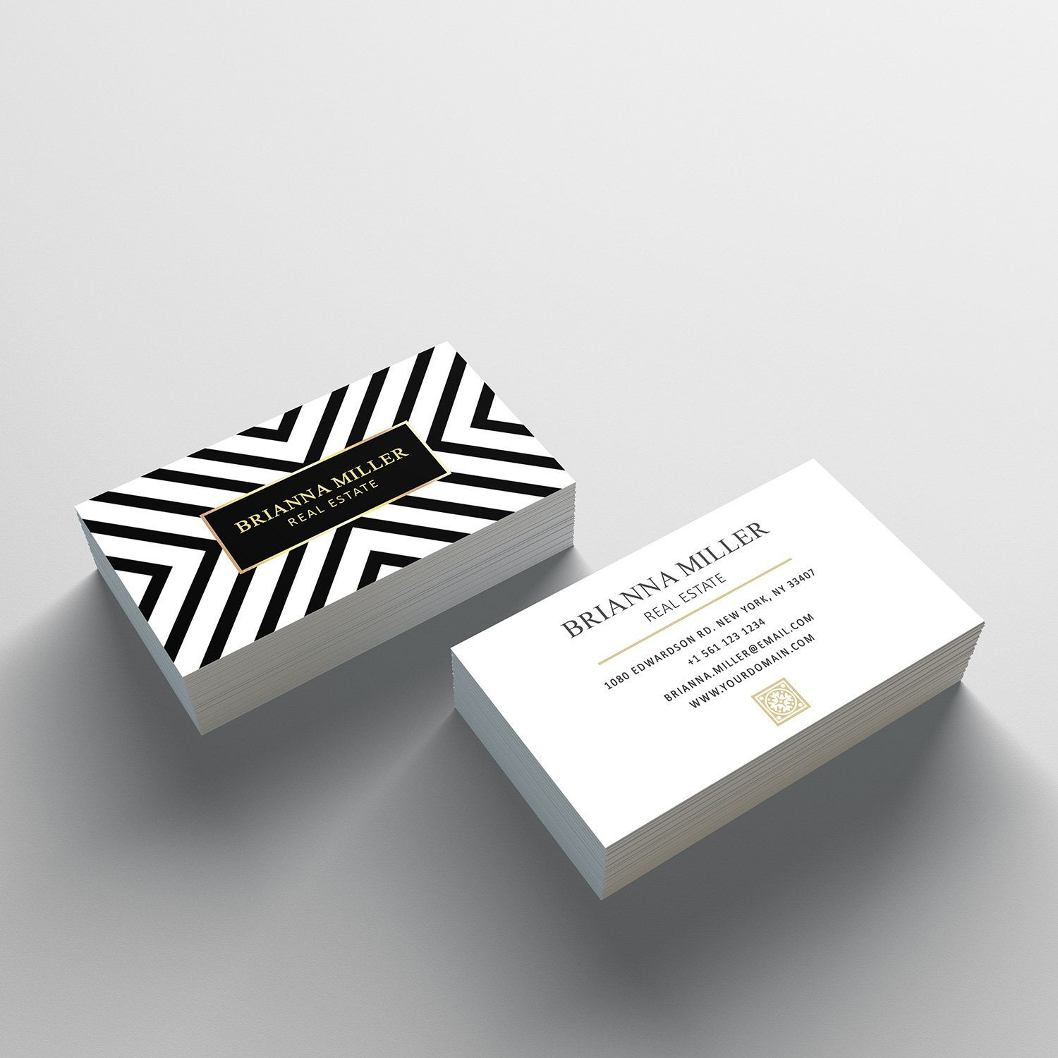 Business Card Template - 2 Sided Business Card Design In 2 Sided Business Card Template Word