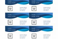 Business Cards – Office with Business Cards Templates Microsoft Word