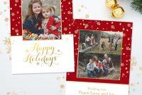Christmas Card Template For Photographers 018 throughout Free Christmas Card Templates For Photographers