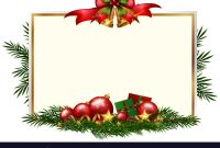 Christmas Card Template With Red Balls with regard to Christmas Photo Cards Templates Free Downloads