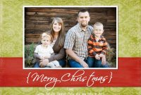 Christmas Card Templates {Free Download} | Christmas Photo for Free Christmas Card Templates For Photographers