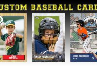 Create Your Own Baseball Cards Youtube Pertaining To Custom with Custom Baseball Cards Template