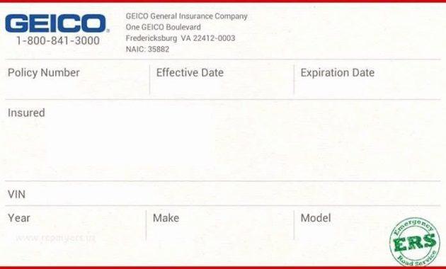 Fake Insurance Card Template Fake Car Insurance Card inside Fake Car Insurance Card Template